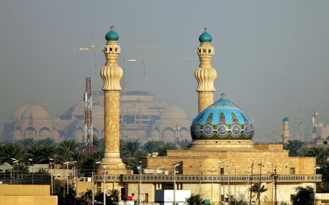 Basra harap olduktan sonra Bağdat'a bakmak!