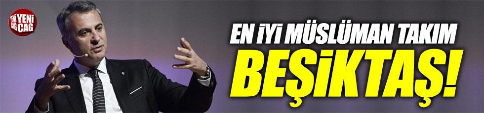 """Orman: """"En iyi müslüman takım Beşiktaş"""""""