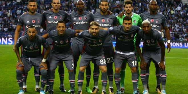 Leipzing maçında Beşiktaş'ın ilk 11'i belli oldu