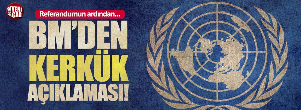 BM'den referandum açıklaması