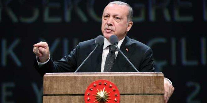 """Erdoğan'a """"Nobel Barış Ödülü"""""""