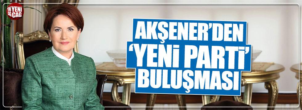 Akşener 'Yeni Parti'yle ilgili önemli açıklamalarda bulunacak
