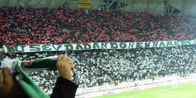 Konyaspor'dan İzmir Marşı