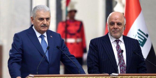 Türkiye-Irak arasında petrol anlaşması