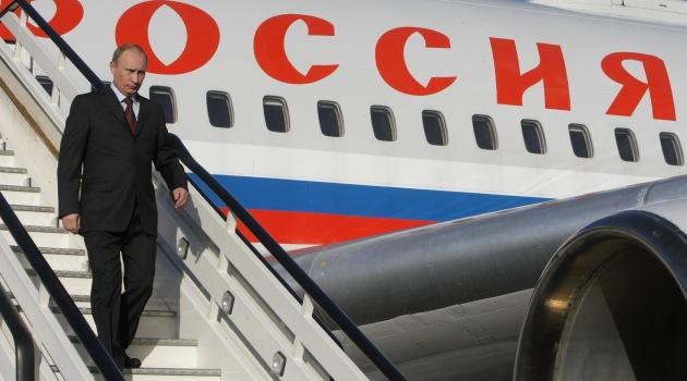 Putin, Ankara'da