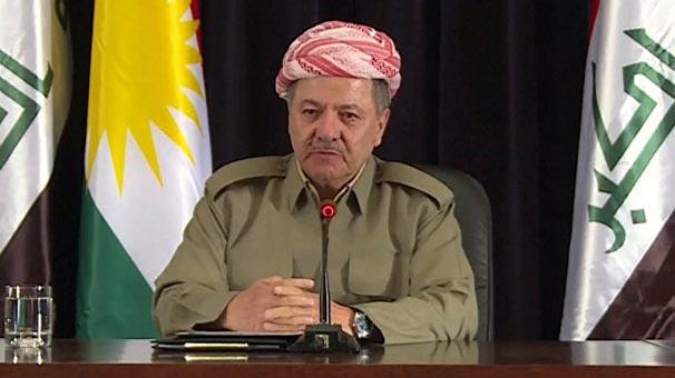 Barzani'den merkezi yönetime rest