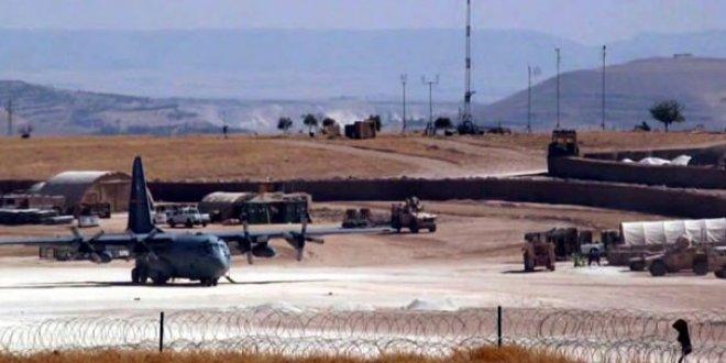ABD'den Erbil'e askeri üs