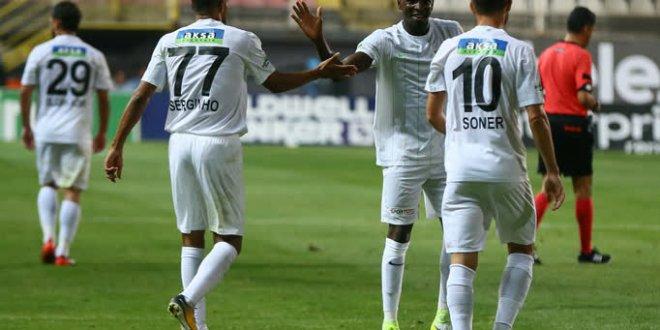 Fenerbahçe'ye Akhisarspor şoku (Maç Özeti)