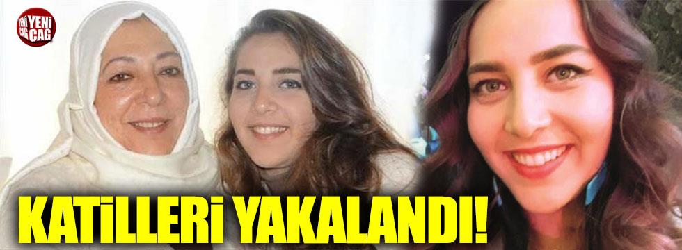 İstanbul'da öldürülen Suriyeli gazeteci anne-kızın katili yakalandı