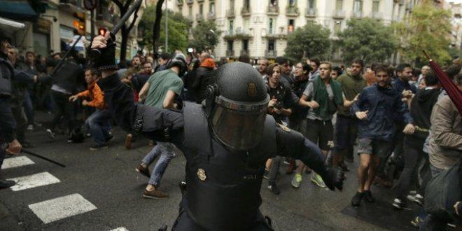 İspanya'da gerilim tırmanıyor