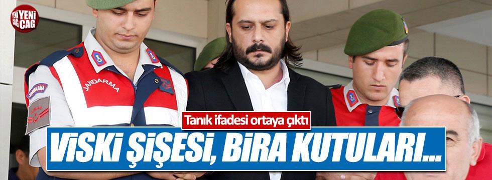 Serbes'in karıştığı kazayla ilgili çarpıcı görgü tanığı ifadesi