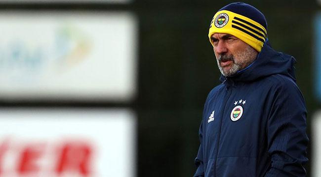 Aykut Kocaman Fenerbahçe'deki sorunu buldu