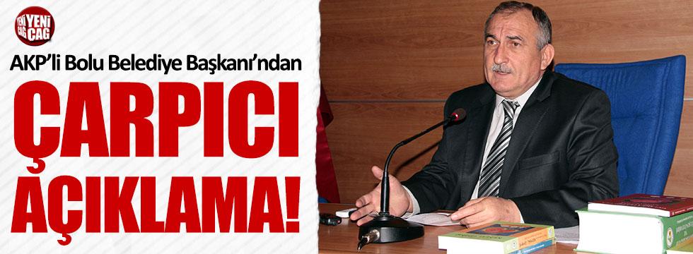 AKP'li Belediye Başkanı Yılmaz'dan istifa açıklaması