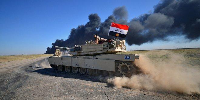 Irak ordusu Kerkük'e bağlı Havice'ye girdi