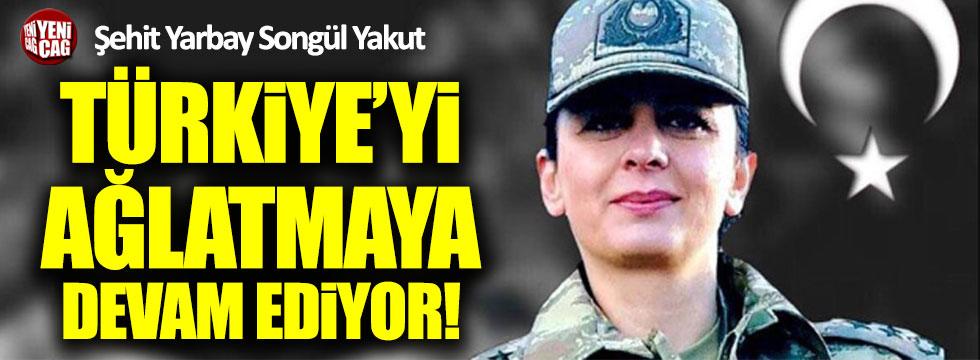 Şehit Yarbay Songül Yakut'un mirası Mehmetçik Vakfı'na