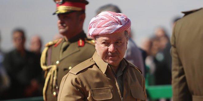 """Barzani: """"Hiç kimse referandum sonucunun iptal edilmesini düşünmesin"""""""