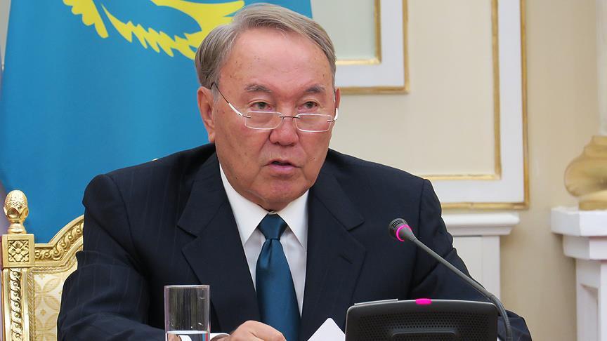 Nazarbayev: Yeni alfabeye geçiş Kazak dilinin öğrenimini kolaylaştıracak