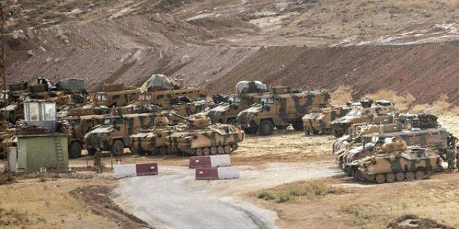 Afrin'e operasyonu davul-zurna çalarak duyurmak!