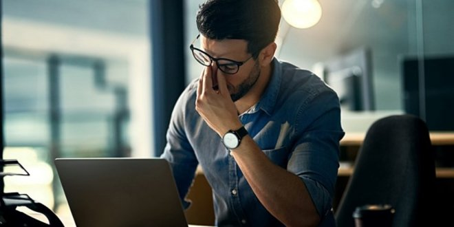 İşyerinde tükenmişlik sendromu yaşayanlar artıyor