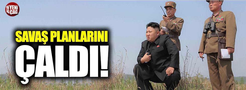 Kuzey Koreli hackerler Güney'in savaş planlarını çaldı