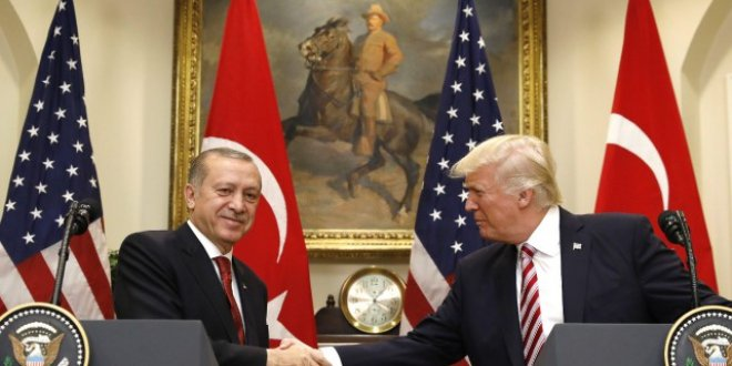 ABD Başkanı Trump'dan sürpriz Erdoğan açıklaması
