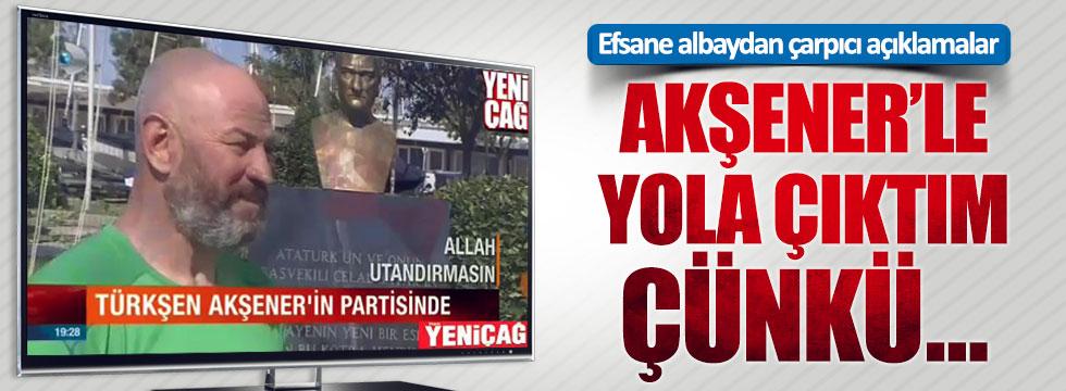 Ali Türkşen'den çarpıcı 'Yeni Parti' açıklamaları