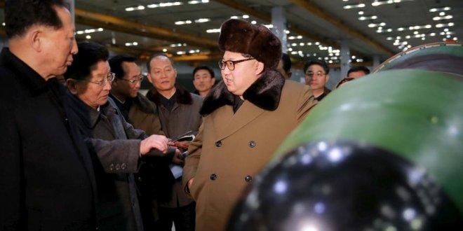Kuzey Kore'yi bu silahla durduracaklar
