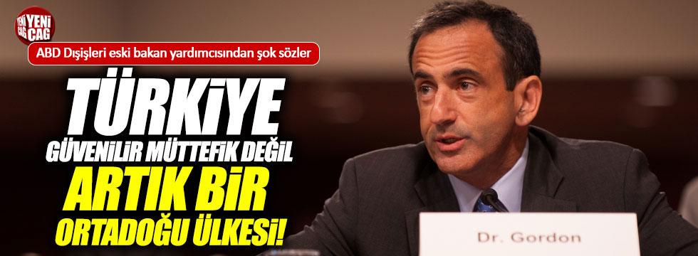 """ABD'den şok açıklama: """"Türkiye bir Ortadoğu ülkesi"""""""