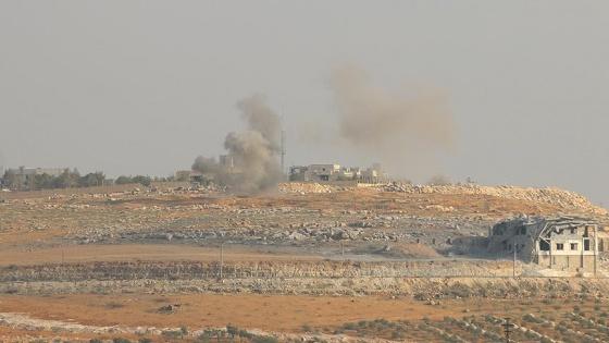 PKK'dan füzeli saldırı