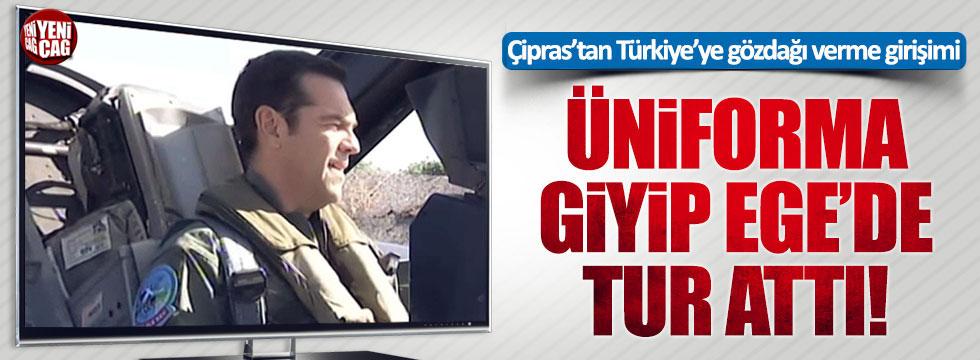 Çipras'tan Türkiye'ye gözdağı girişimi