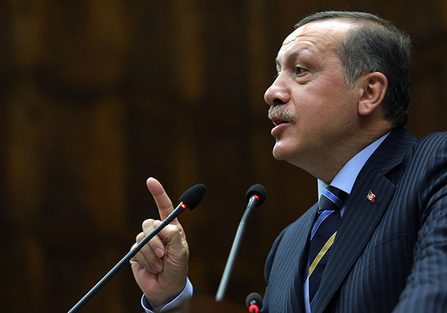 Erdoğan'dan Grup Başkanvakillerine uyarı