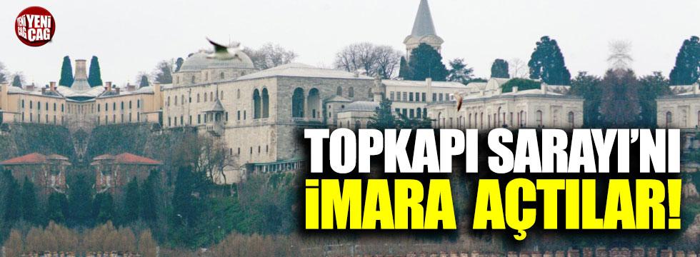 Topkapı Sarayı arazisine imar izni iddiası
