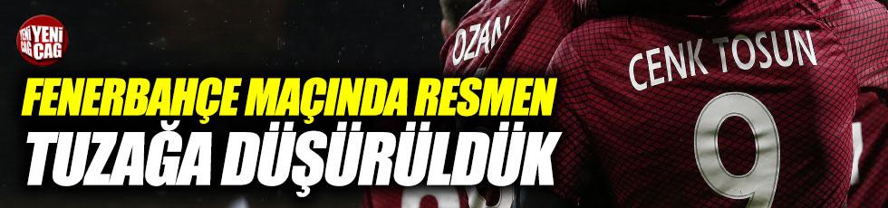 Cenk Tosun'dan çok konuşulacak Fenerbahçe açıklaması