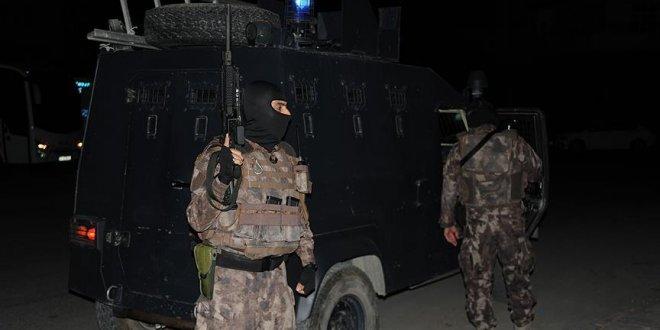 PKK/KCK operasyonunda 34 gözaltı