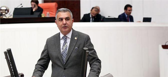 """MHP'li Şimşek, """"İşçi alımları için AKP'den liste gidiyor"""""""