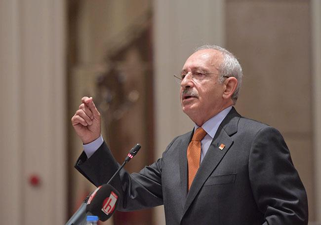 Kılıçdaroğlu'ndan Erdoğan'a sert tepki