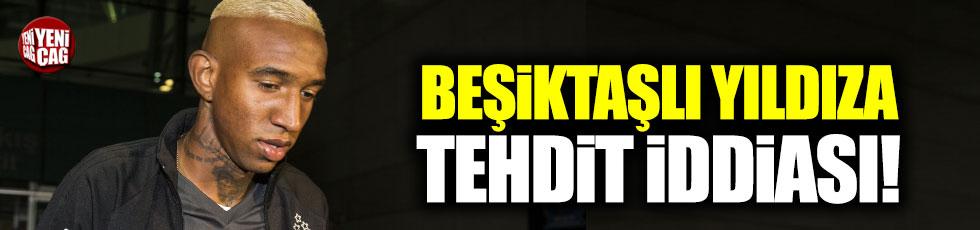 Talisca'ya tehdit iddiası