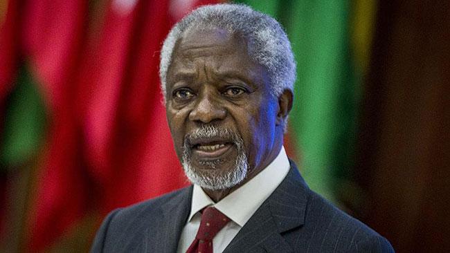 Kofi Annan'dan BMGK'ya 'Arakan' çağrısı