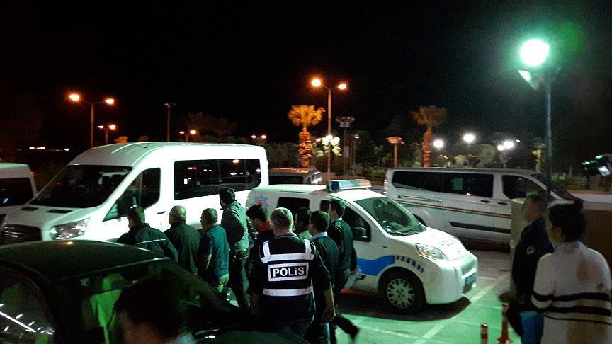 TÜPRAŞ İzmir Rafinerisi'ndeki patlamayla ilgili 4 tutuklama