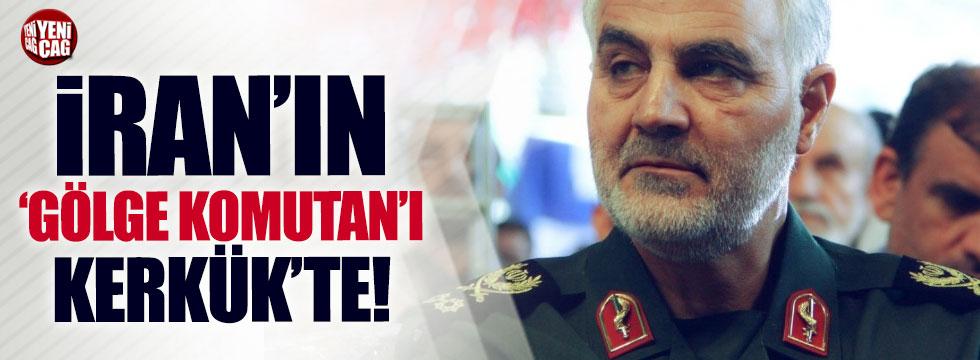 İran Devrim Muhafızları Komutanı Kerkük'te