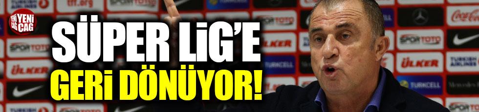 Fatih Terim Trabzonspor'a mı?