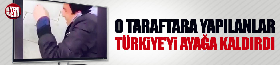 Konya'da taraftar Galatasaray'lı bir genci darp etti