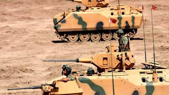 TSK, Esad'ın en büyük kışlasına konuşlanacak
