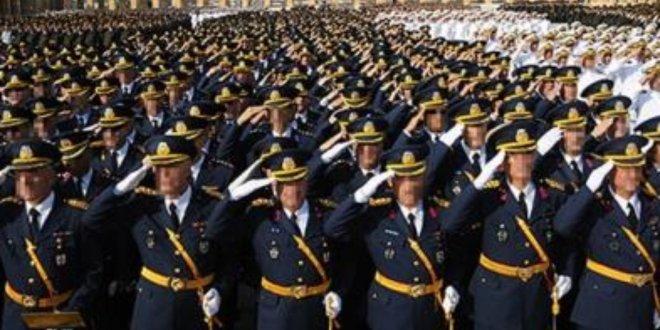 TSK'da 700 asker deşifre edildi iddiası