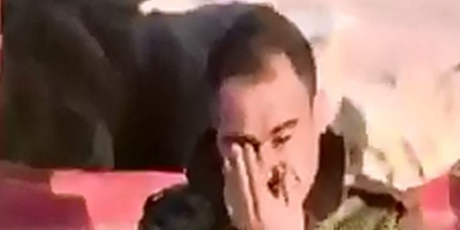 Peşmerge Kerkük'ten ağlayarak kaçıyor