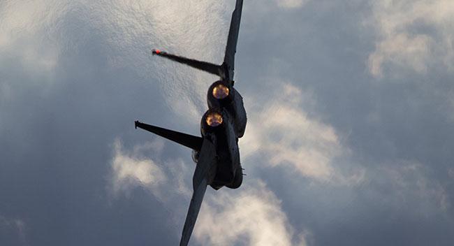 Suriye: İsrail uçağını biz vurduk!