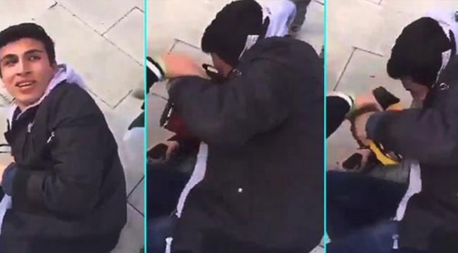 Galatasaray taraftarını döven şahıslar gözaltına alındı