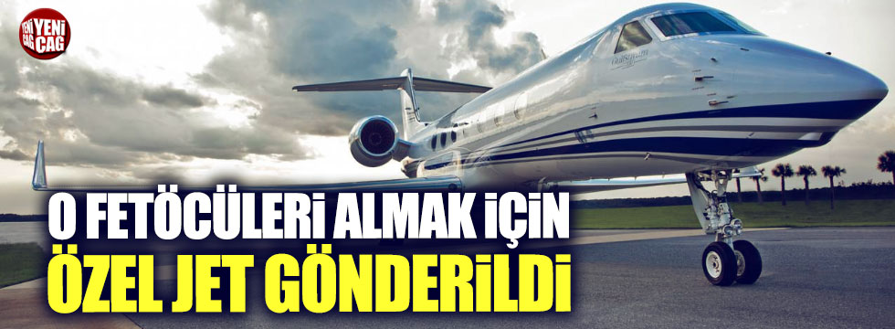 FETÖ'cülere özel uçakla sınır dışı