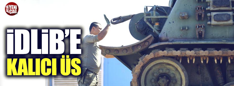 TSK'dan İdlib'e 2. üs