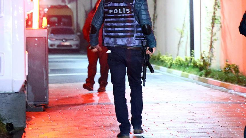 Kaçan PKK'lı terörist Dalaman'da yakalandı